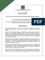 Decreto 448 de 2007