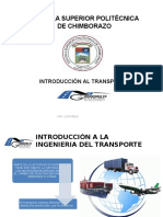 Introducción Al Transporte
