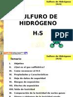 Curso de Sulfuro de Hidrogeno (H2S) (VALLEN Proveedora de Seguridad Industrial)