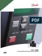 Variador Vlt 2800 Doc_PB28B105