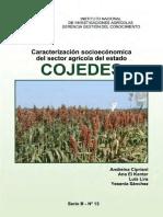 Carac Socioeco Sector Agricola Cojedes