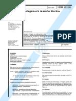 ABNT NBR 10126 - Cotagem Em Desenho Tecnico.doc
