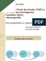Escribir TFG -AIC Monografía