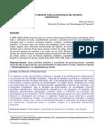 02 NORMAS  PARA ELABORAÇÃO DO ARTIGO(1)