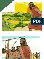 Gedeon Derrota a Los Madianitas