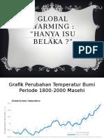 Materi Kultum Lingkungan