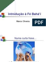 Introdução à Fé Bahá'í