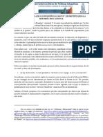 La Gran Reforma de Los Pequeños Avances - Documento OPECH