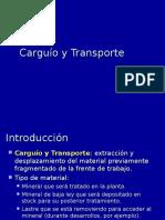10-Carguio y Transporte