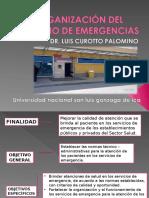 ORGANIZACIÓN DEL SERVICIO DE EMERGENCIA.ppt