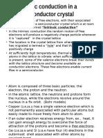 PP 02 - Intrinsic Conduction
