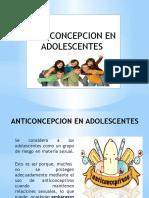 Anticoncepcion en Adolescentes 333