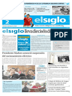 Edición Impresa El Siglo 02-07-2016