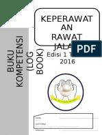 Buku Kompetensi (Log Book) Rawat Jalan 2016