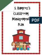 classroom managment plan v2