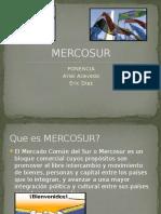MERCOSUR - Ponencia