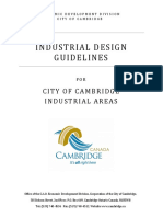 Industrial Design Guidelines