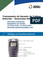 Treinamento SmartClass Ethernet