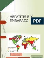 Hepatitis en El Embarazo