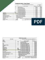 Cost Sheet Indiabulls Park CLP (IBREL)