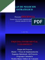 Plan de Negocios Estrategicos-CLASES 2