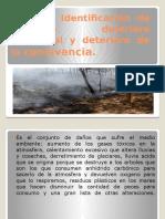 Tema 6 Deterioro Ambiental