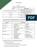 Guia de Estudio Sobre Calidad de Software