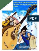 Descripcion Matematica Del Sonido Generado Por Los Instrumentos Musicales de Cuerdas por medio de la Serie de Fourier.