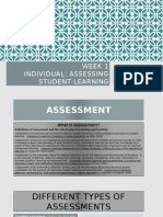 cur528 assessing student learning rachel freelon