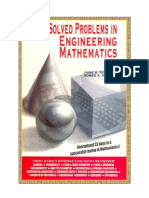 1001 Solved Problems in Engineering Mathematics [Title and Table of Contents]