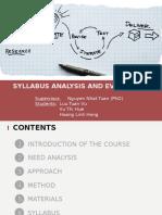 an ESP course