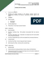 230518 - Escutcheons for Hvac Piping