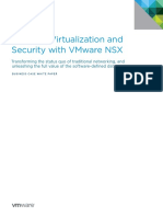 Business and Economic Benefits of Vm Ware Nsx