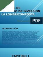 Trabajo Final de Evaluación de Proyectos - La Lombricomposta.pptx