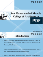 Architecture College in Nagpur-SMMCA
