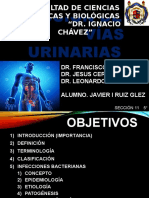 4.- Infecciones de Vías Urinarias