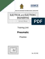 EE052 Pneumatic Pr Inst
