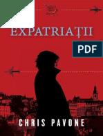 Chris Pavone - Expatriații