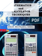 231586521 Calculator Techniques New