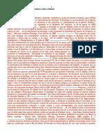 DECLARACIONES  CATÓLICAS Y DENOMINACIONALES ACERCADEL SÁBADO COMO DÍA DE REPOSO
