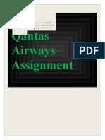 History Qantas Airways Assignment Document Sharing 02072016