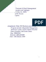 Business Psychology (2)