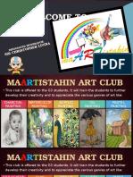 maartistahin art club