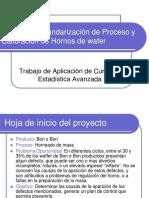 ARCOR - Mejora de Proceso Obleas