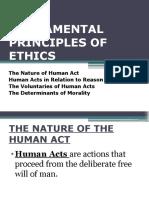 Fundamental Principles of Ethics