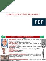 Primer Horizonte Temprano