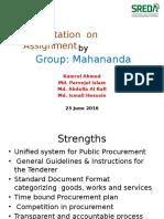 PPR Mohanonda