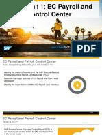 OpenSAP Sf2 Global Payroll & Benefits
