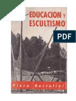 Educacion y Escultismo
