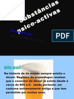 Substâncias psicoativas